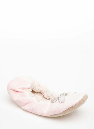 DeFacto Peluş Ev Ayakkabısı Pembe